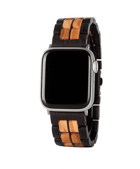Apple nutikella puidust rihm APPL01