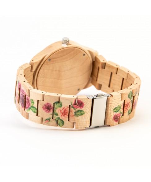 Naiste puidust käekell BB2022N